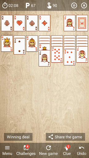 Solitaire classic card game v6.4 screenshots 19
