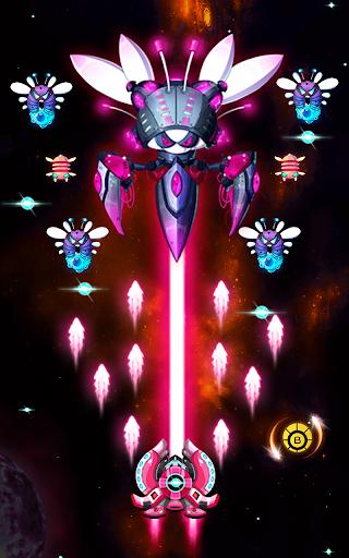 Space Hunter Galaxy Attack Arcade Shooting Game v1.9.9 screenshots 1