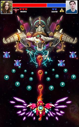 Space Hunter Galaxy Attack Arcade Shooting Game v1.9.9 screenshots 10