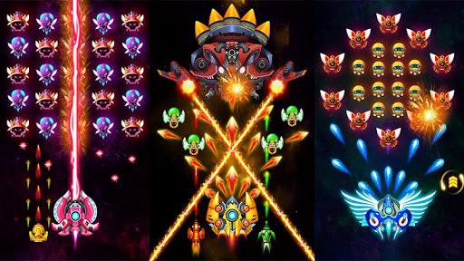 Space Hunter Galaxy Attack Arcade Shooting Game v1.9.9 screenshots 11