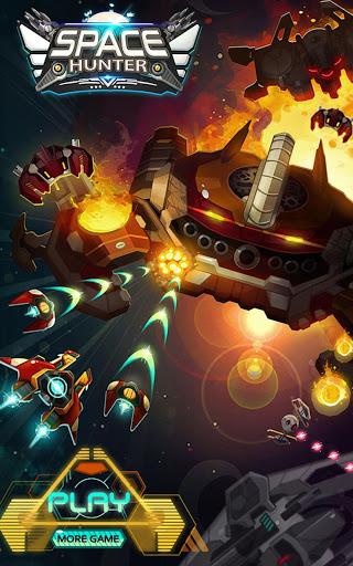 Space Hunter Galaxy Attack Arcade Shooting Game v1.9.9 screenshots 14