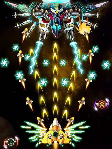 Space Hunter Galaxy Attack Arcade Shooting Game v1.9.9 screenshots 15