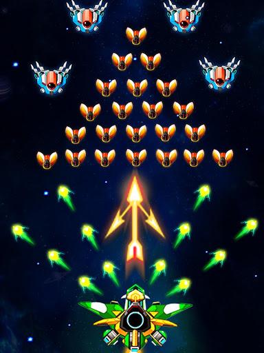 Space Hunter Galaxy Attack Arcade Shooting Game v1.9.9 screenshots 16