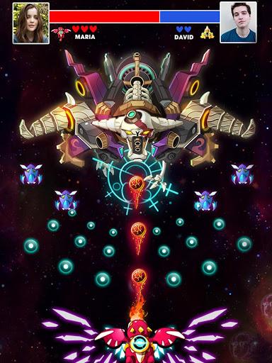 Space Hunter Galaxy Attack Arcade Shooting Game v1.9.9 screenshots 18