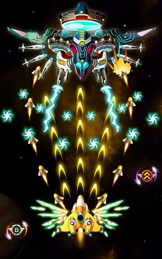Space Hunter Galaxy Attack Arcade Shooting Game v1.9.9 screenshots 2