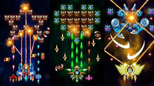 Space Hunter Galaxy Attack Arcade Shooting Game v1.9.9 screenshots 4
