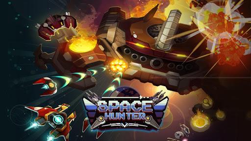 Space Hunter Galaxy Attack Arcade Shooting Game v1.9.9 screenshots 5