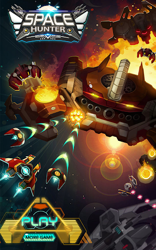 Space Hunter Galaxy Attack Arcade Shooting Game v1.9.9 screenshots 6