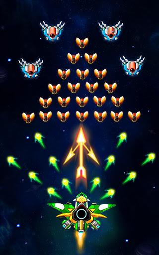 Space Hunter Galaxy Attack Arcade Shooting Game v1.9.9 screenshots 9