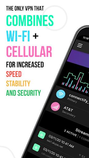Speedify – Fast amp Reliable VPN v11.2.1.10801 screenshots 1