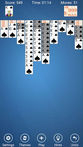Spider Solitaire v3.18.0.20200422 screenshots 9