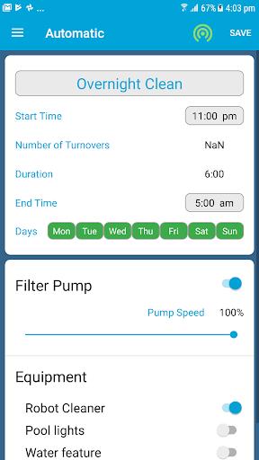 SplashMe Smart Pool Automation Controller v1.4.6 screenshots 10