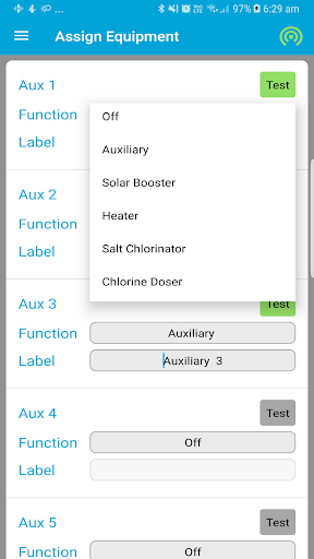SplashMe Smart Pool Automation Controller v1.4.6 screenshots 5