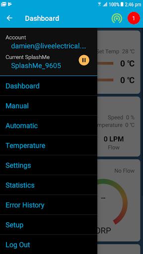 SplashMe Smart Pool Automation Controller v1.4.6 screenshots 8