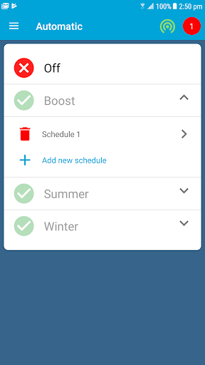 SplashMe Smart Pool Automation Controller v1.4.6 screenshots 9