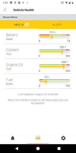 Sprint Drive v1.2.86 screenshots 2