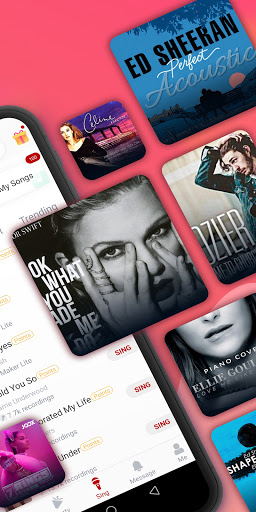 StarMaker Lite Singing amp Music amp Karaoke app v7.9.8 screenshots 2