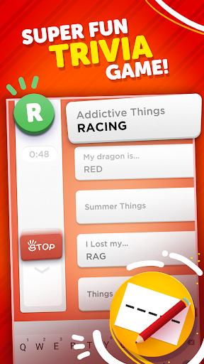 Stop – Categories Word Game v3.22.1 screenshots 1