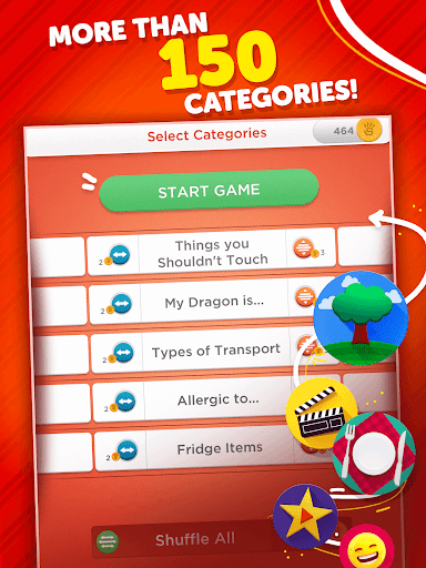 Stop – Categories Word Game v3.22.1 screenshots 9