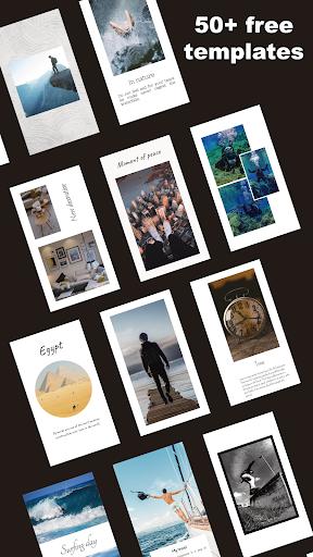 Story Maker – Instagram stories editor amp templates v screenshots 1