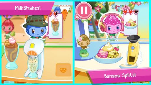Strawberry Shortcake Ice Cream Island v1.6 screenshots 1