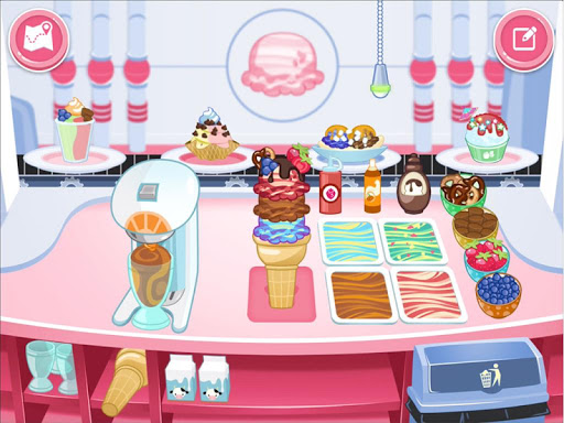 Strawberry Shortcake Ice Cream Island v1.6 screenshots 11