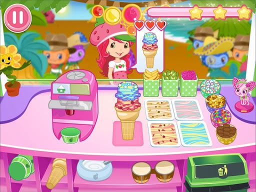 Strawberry Shortcake Ice Cream Island v1.6 screenshots 6