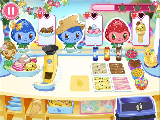 Strawberry Shortcake Ice Cream Island v1.6 screenshots 8