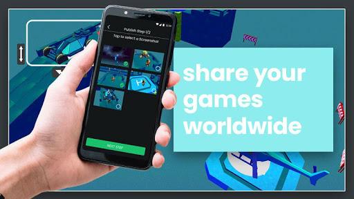 Struckd – 3D Game Creator v2.3.17 screenshots 3