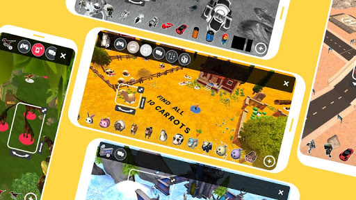 Struckd – 3D Game Creator v2.3.17 screenshots 5