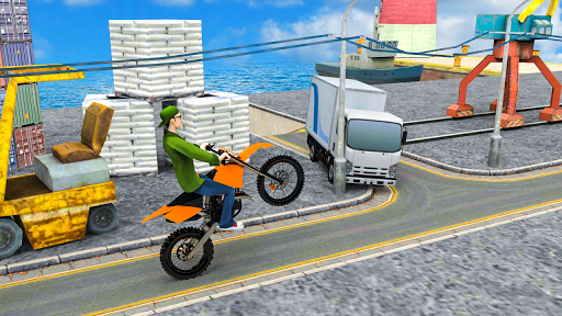 Stunt Bike Racing Game Tricks Master v1.1.1 screenshots 1