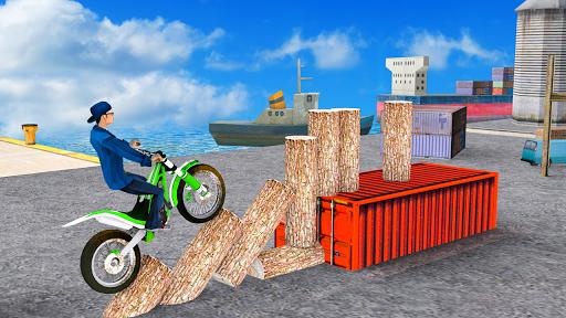 Stunt Bike Racing Game Tricks Master v1.1.1 screenshots 4