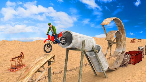 Stunt Bike Racing Game Tricks Master v1.1.1 screenshots 5