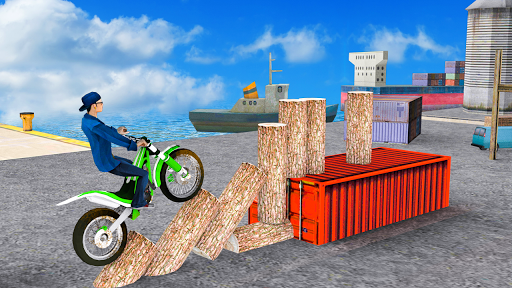 Stunt Bike Racing Game Tricks Master v1.1.1 screenshots 9