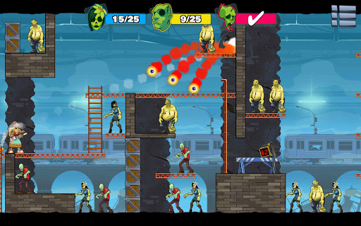 Stupid Zombies 3 v2.12 screenshots 8