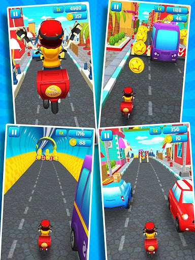 Subway Scooters Free -Run Race v11.1.3 screenshots 8