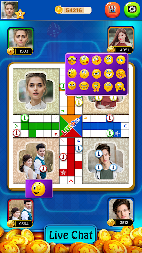 Super Ludo Multiplayer Game Classic v7.2 screenshots 7