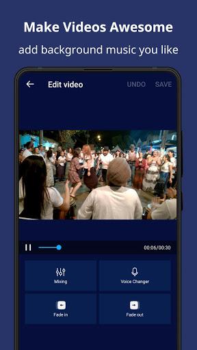 Super Sound – Free Music Editor amp MP3 Song Maker v1.6.9 screenshots 2