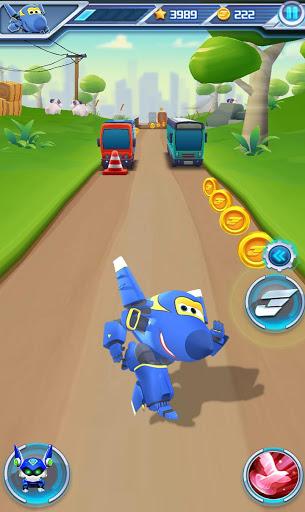 Super Wings Jett Run v3.0.6 screenshots 10