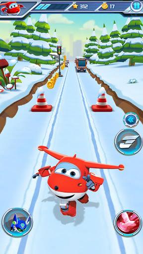 Super Wings Jett Run v3.0.6 screenshots 2