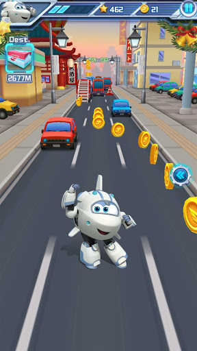 Super Wings Jett Run v3.0.6 screenshots 9