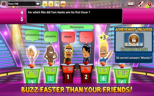 Superbuzzer Trivia Quiz Game v1.3.100 screenshots 2