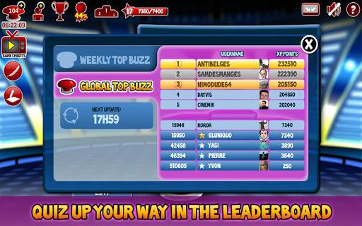 Superbuzzer Trivia Quiz Game v1.3.100 screenshots 21