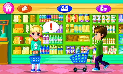 Supermarket Game 2 v1.25 screenshots 1