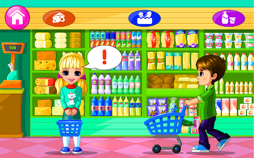 Supermarket Game 2 v1.25 screenshots 7