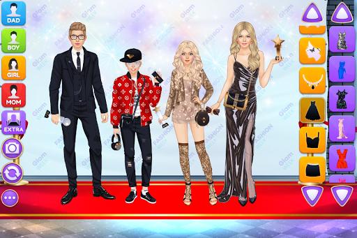 Superstar Family – Celebrity Fashion v1.7 screenshots 1
