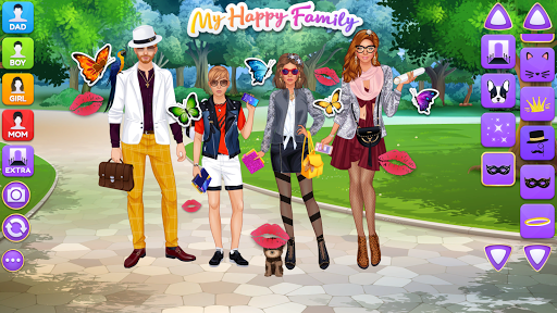 Superstar Family – Celebrity Fashion v1.7 screenshots 12