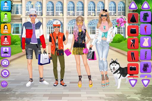 Superstar Family – Celebrity Fashion v1.7 screenshots 2