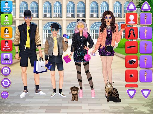 Superstar Family – Celebrity Fashion v1.7 screenshots 5