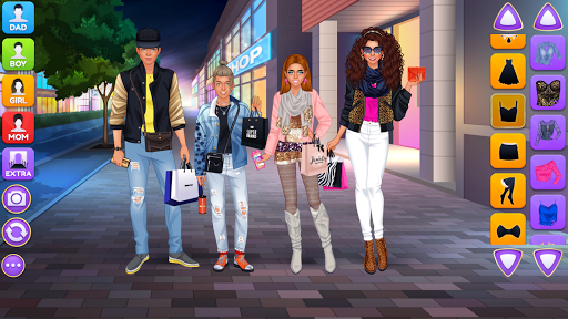 Superstar Family – Celebrity Fashion v1.7 screenshots 9